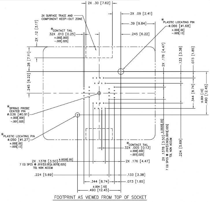 How To Create a Footprint (Land Pattern) - PCB Libraries Forum