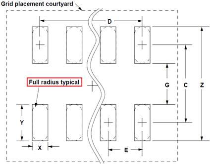 Rounded Rectangle Pad Shape - PCB Libraries Forum